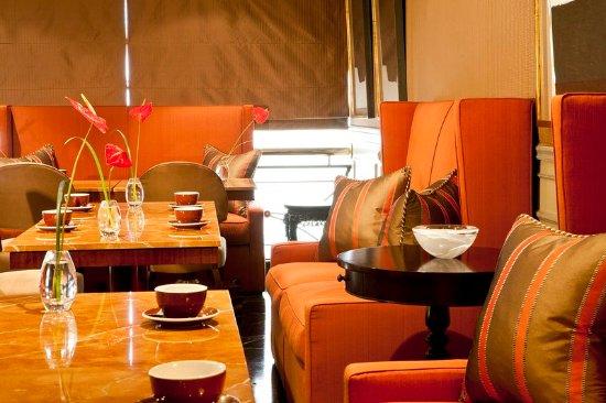 Royal Park Hotel : Lounge