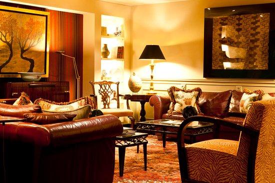 Royal Park Hotel : Foyer
