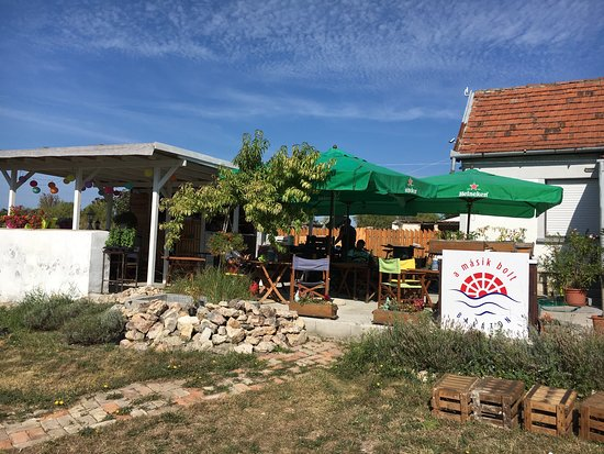 Orvenyes, Magyarország: Excellent place to chill'