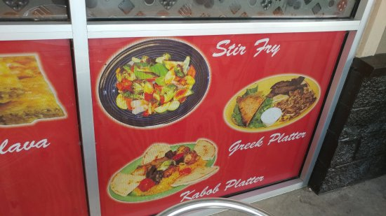 Warner Robins, GA: Culinary optons