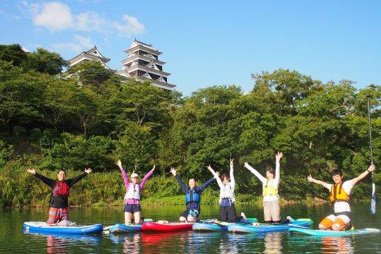 Ozu Shiro-machi River Guide