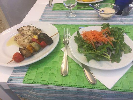 Hotel Trafalgar: Ottimo cibo!