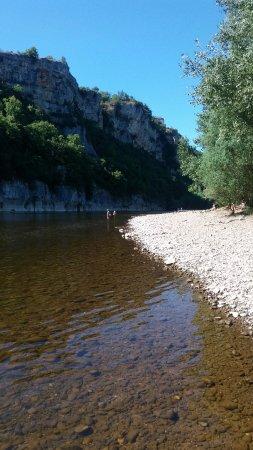 Gluges, Frankrike: La Dordogne