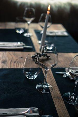 Vallorcine, France: la table