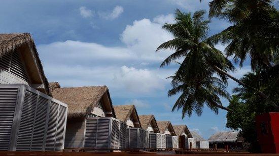 Kuda Rah Island: Water Villas
