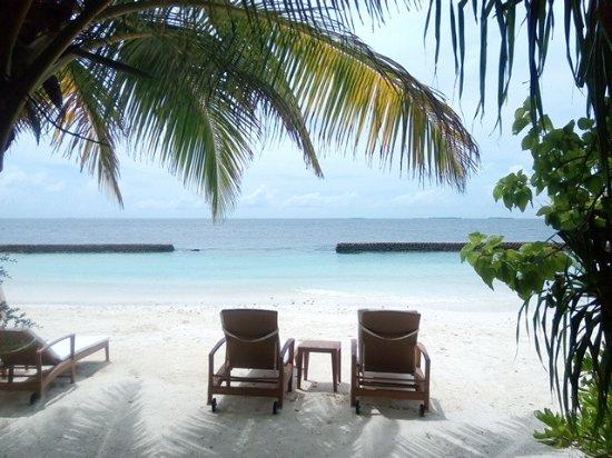 Kuda Rah Island: Beach Villa