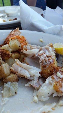 Ocean House Waterfront Seafood Restaurant: 20170816_181159_large.jpg