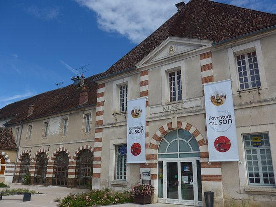 Saint-Fargeau, ฝรั่งเศส: Photo extérieure du musée