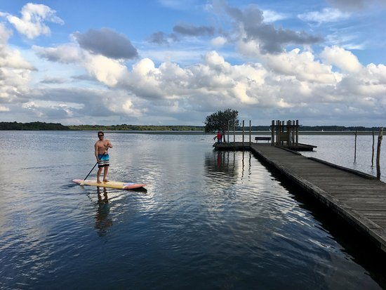 Stand Up Paddle Lac D Azur Picture Of Naeco Messanges Tripadvisor