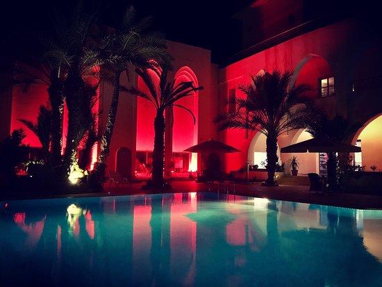 مزرايا, تونس: Lieu agréable et très calme. Excellent accueil par un personnel sympathique et professionnel.  I