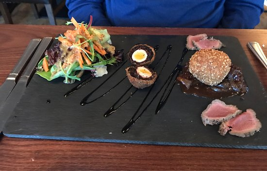 Browns Restaurant at Nevis Bank Inn: photo1.jpg