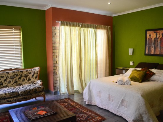 Mafikeng, South Africa: Double Room 4