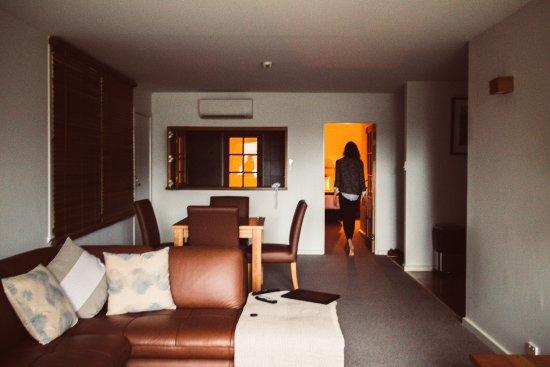 Strathgordon, Australien: Lake View Suite Room