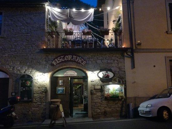 Subbiano, İtalya: Eine wundervolle Dachterasse