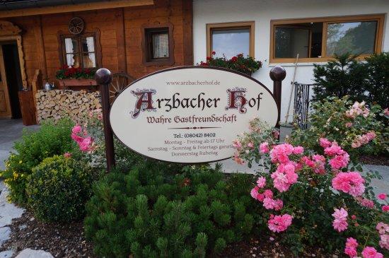 Wackersberg, ألمانيا: Der Arzbacher Hof