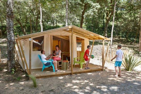Camping Le Boudigau Foto