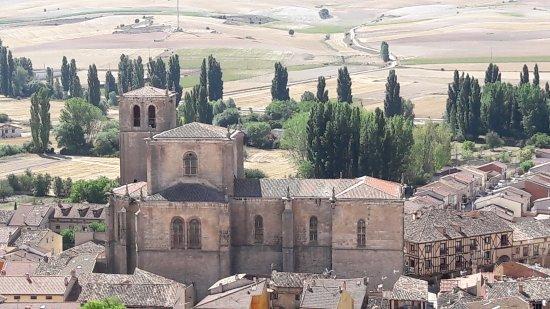 Peñaranda de Duero, España: Ex colegiata de Santa Ana