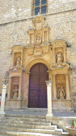 Penaranda de Duero, Spain: Ex colegiata de Santa Ana