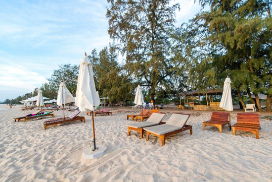 Freedomland Phu Quoc Resort: Ong Lang Beach area