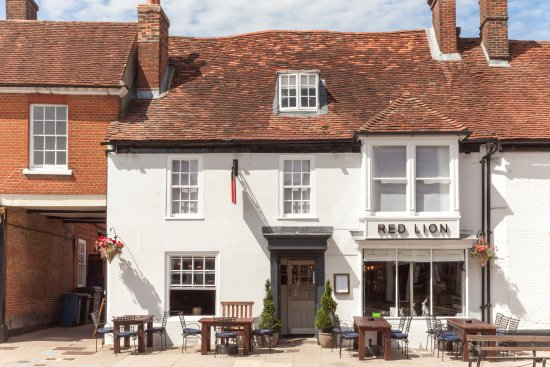 Odiham, UK: High Street location