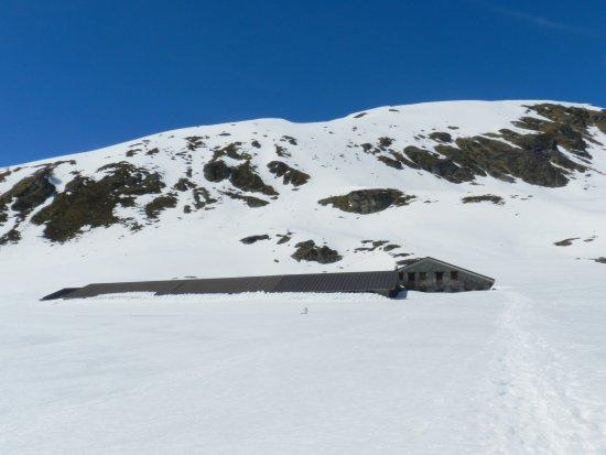 Vallone di Saint-Barthélemy: Indicazioni per pista con racchette da neve