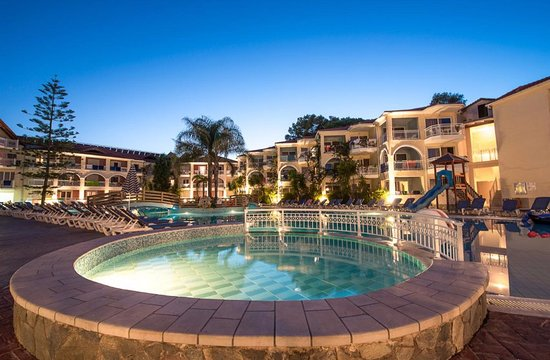 Tsilivi Beach Hotel Image