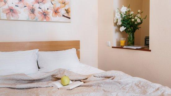Continental: Апартаменты №3, спальня
