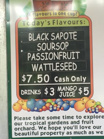 Diwan, Australia: The flavours change daily