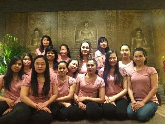 Thai massage tiengen