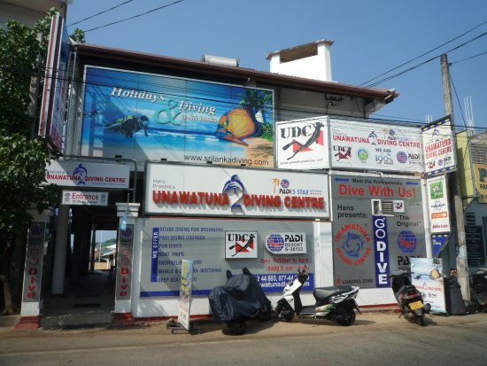 ‪Unawatuna Diving Centre‬