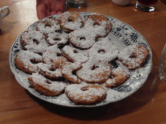 Renon, Italia: Frittelle di mele