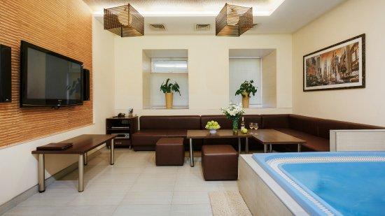 Continental: VIP Sauna