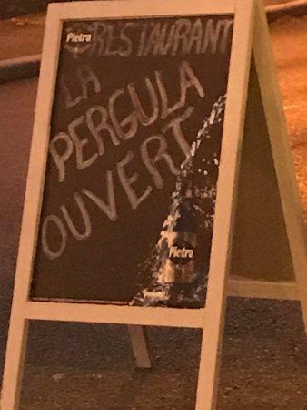 A Pergola Chez Roger: photo1.jpg