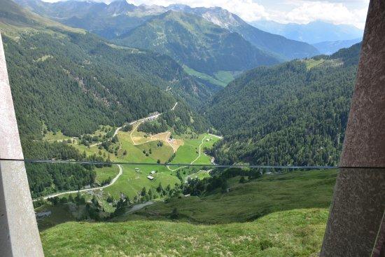 Naturhotel Waldklause: das timmelsjoch