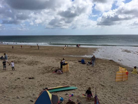 Praa Sands, UK: Great to relax.