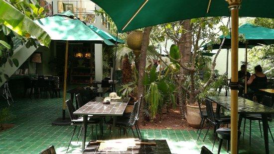 Decoraci n y ambientaci n obr zek za zen le jardin for Le jardin 32 route sidi abdelaziz marrakech 40000