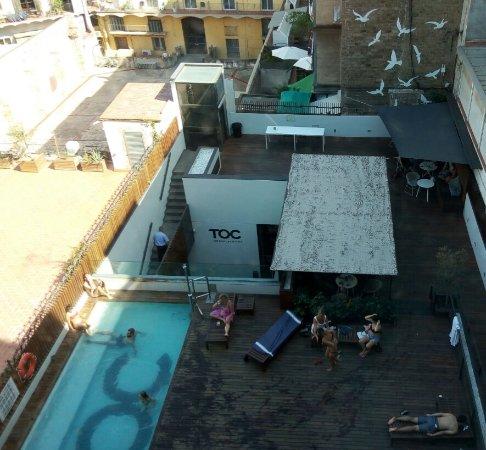 Propre toc hostel barcelona tripadvisor - Toc toc barcelona ...