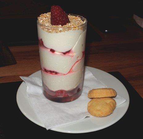 Glen Nevis Restaurant & Bar: dolce