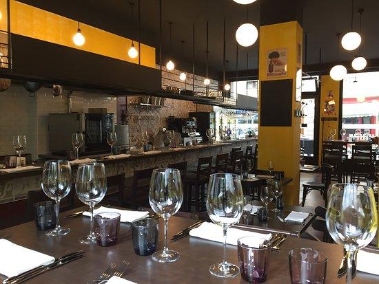 Nologo cuisine espagnole photo de nologo restaurant - Restaurant cuisine moleculaire suisse ...