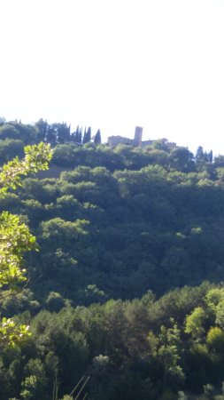 Valfabbrica, อิตาลี: Castello di Giomici