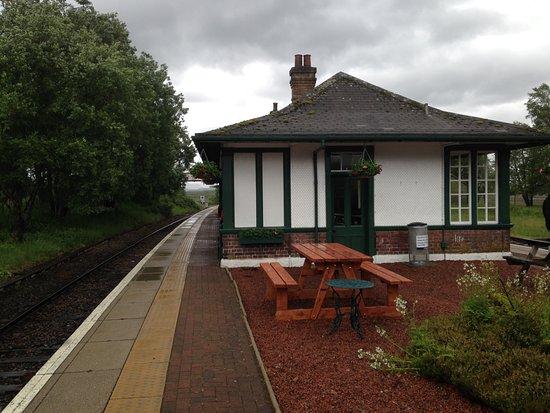 Kinloch Rannoch, UK: Rannoch Station