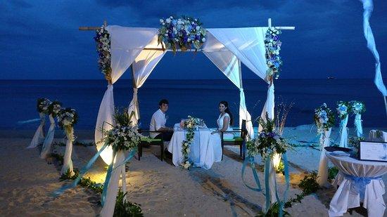 New Star Beach Resort : Matrimonio sulla spiaggia