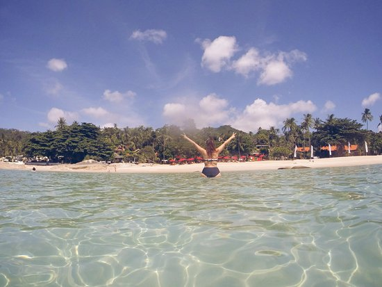 New Star Beach Resort: mare stupendo!