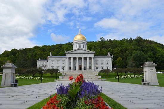 Vermont state capitol obr zek za zen vermont state for Building a house in vermont