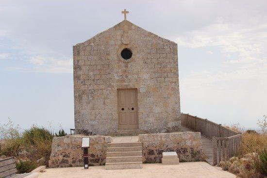 Dingli, Malta: Chapelle à mi-chemin