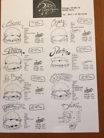burger n 39 friends bild von burger n 39 friends f rth tripadvisor. Black Bedroom Furniture Sets. Home Design Ideas