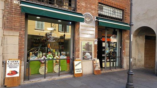 Reggio Emilia, Italia: La Buteiga