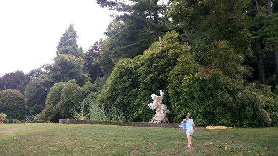 Parco della Villa Pallavicino : parco