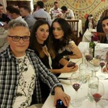 Nina Moric e amici