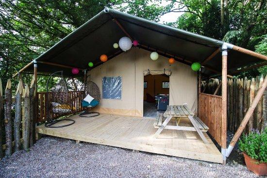 Watermillock, UK: Kids Club sarafri tent